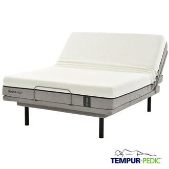 Legacy Queen Mattress w/Ergo Plus Foundation by Tempur-Pedic