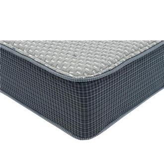 Marshall HB Full Mattress by Simmons Beautyrest Silver