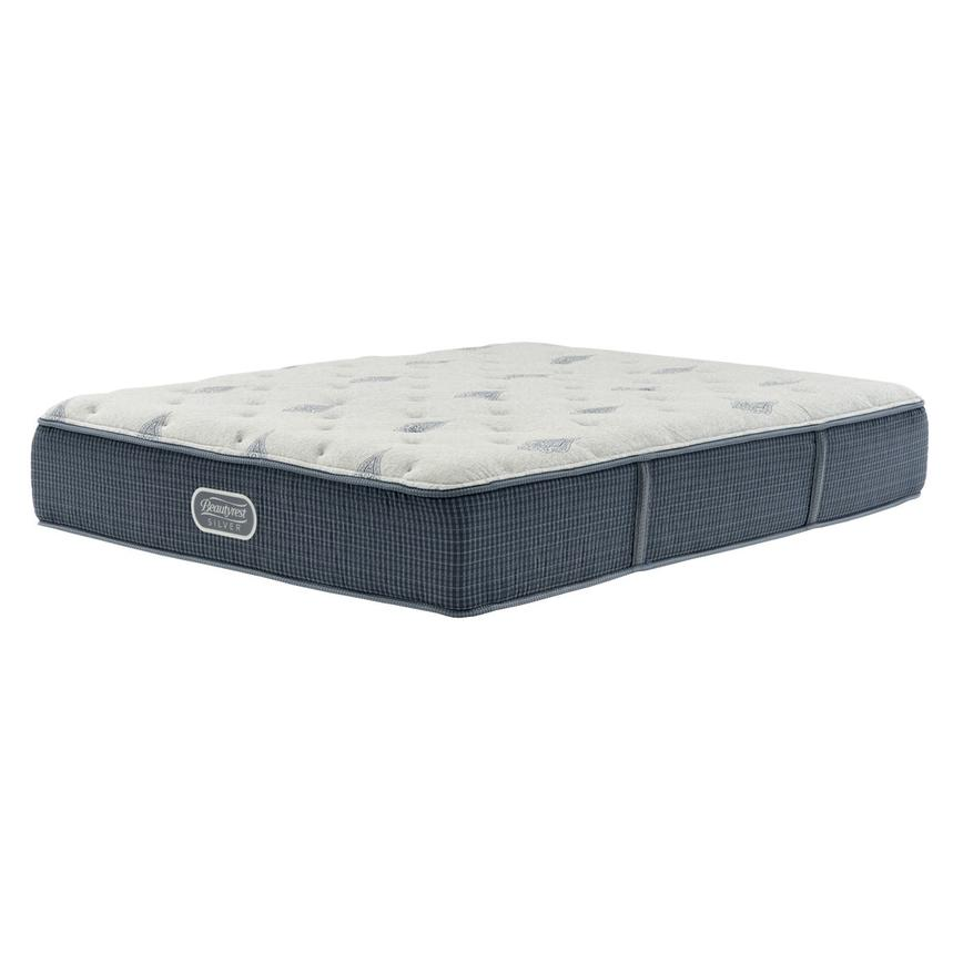Bay Point Queen Mattress by Simmons Beautyrest Silver  main image, 1 of 4 images.
