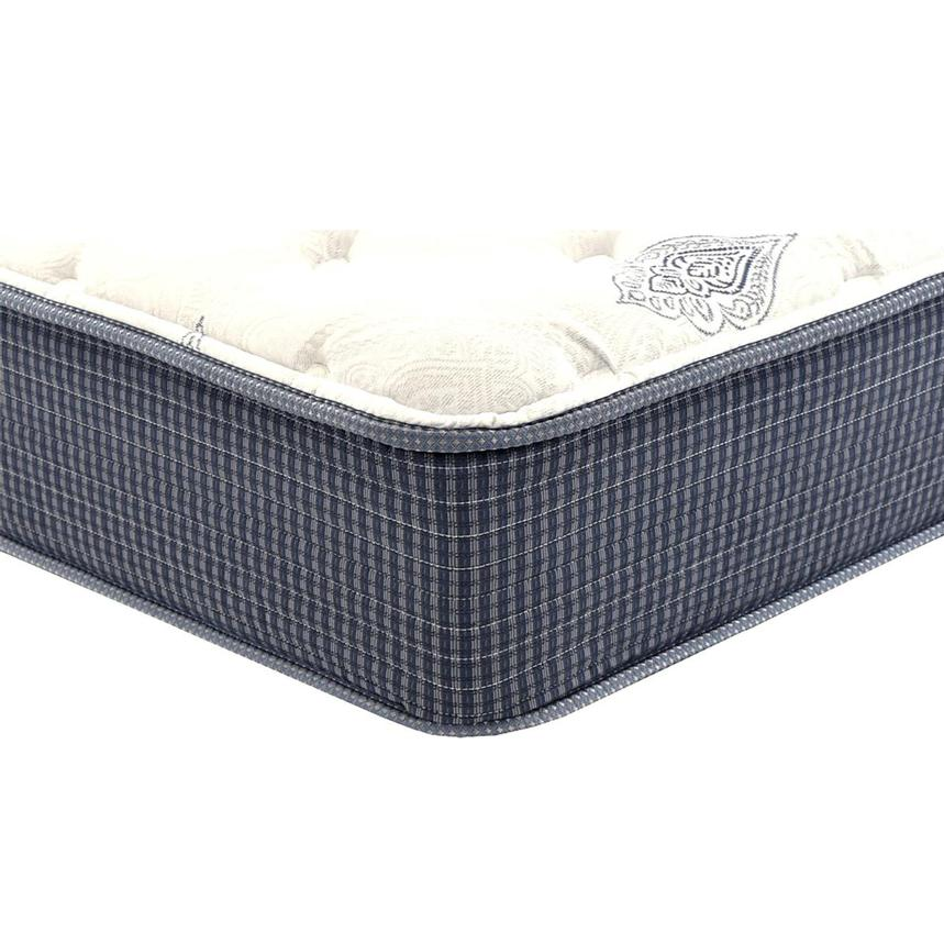 Ocean Springs Full Mattress by Simmons Beautyrest Silver  main image, 1 of 4 images.