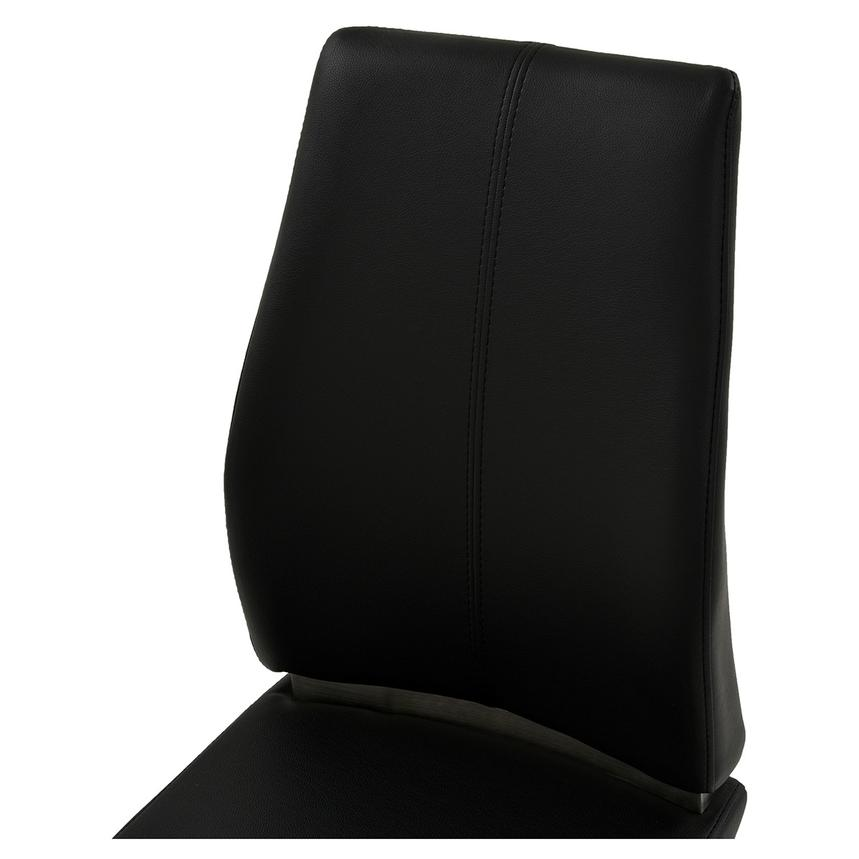 Maday Black Side Chair  alternate image, 3 of 4 images.