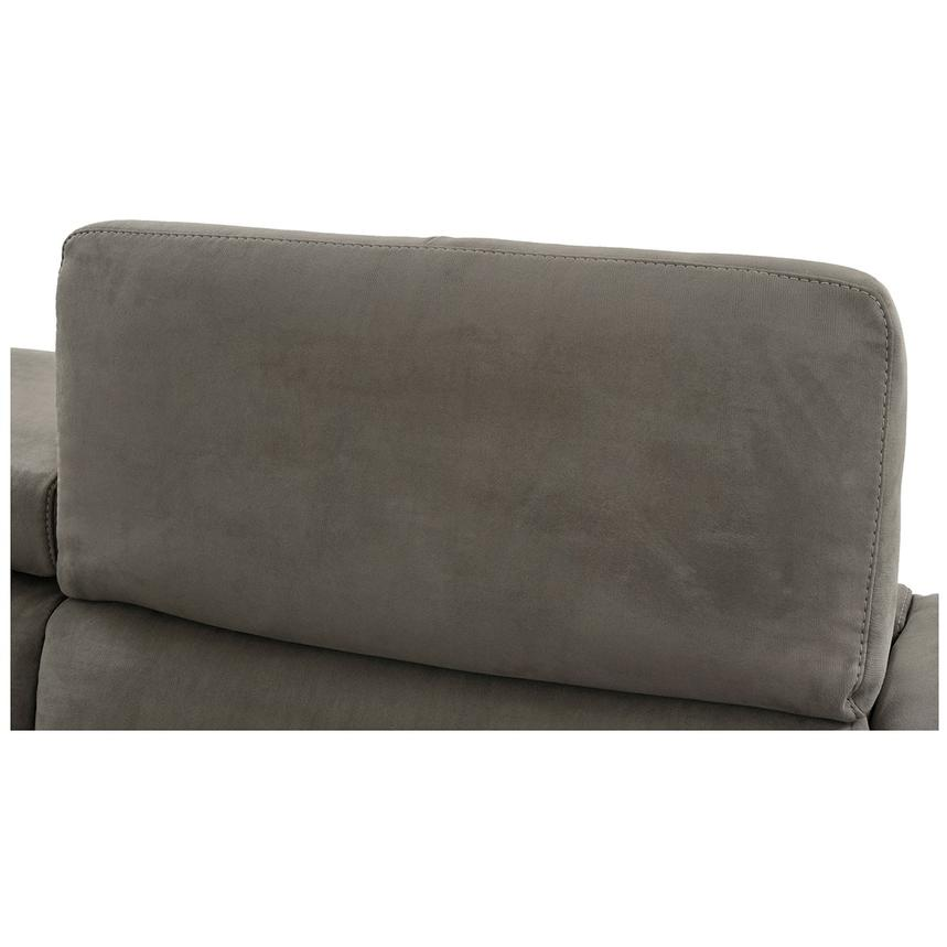 Piera Gray Power Motion Sofa  alternate image, 8 of 11 images.
