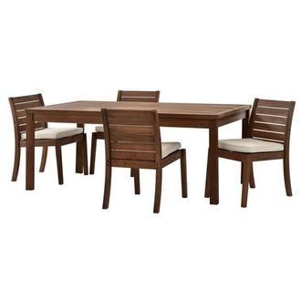 Jane 5-Piece Patio Set Made in Brazil