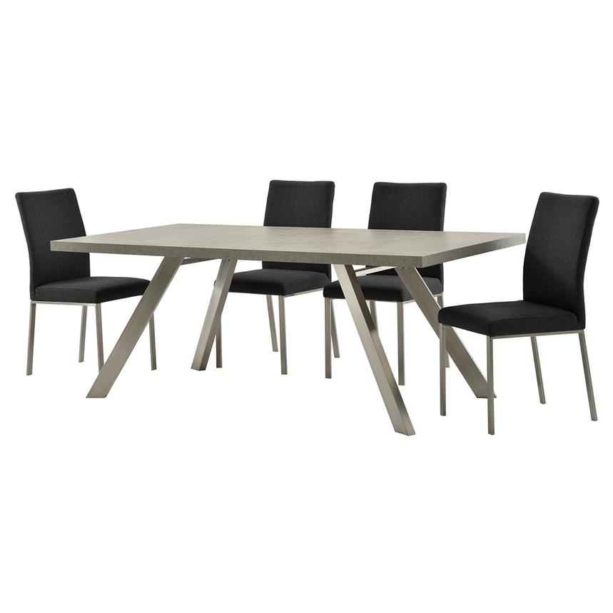 Ferrera 5-Piece Casual Dining Set  alternate image, 3 of 12 images.