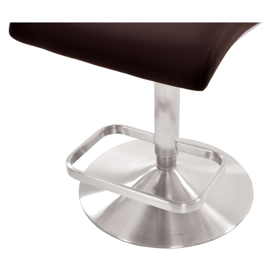 Fogo Brown Adjustable Stool  alternate image, 5 of 6 images.