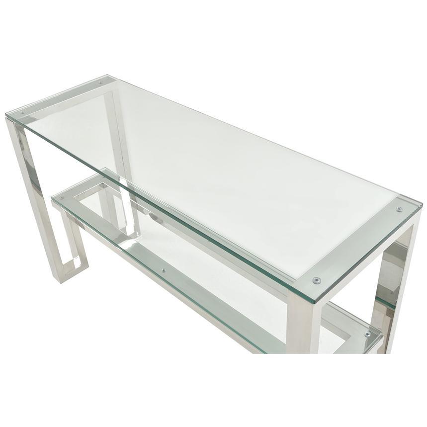 Illusion Console Table El Dorado Furniture