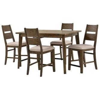 Viewpoint 5-Piece High Dining Set