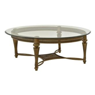 Galloway Oval Coffee Table