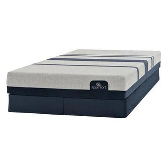 iComfort Blue 300 King Mattress w/Low Foundation by Serta