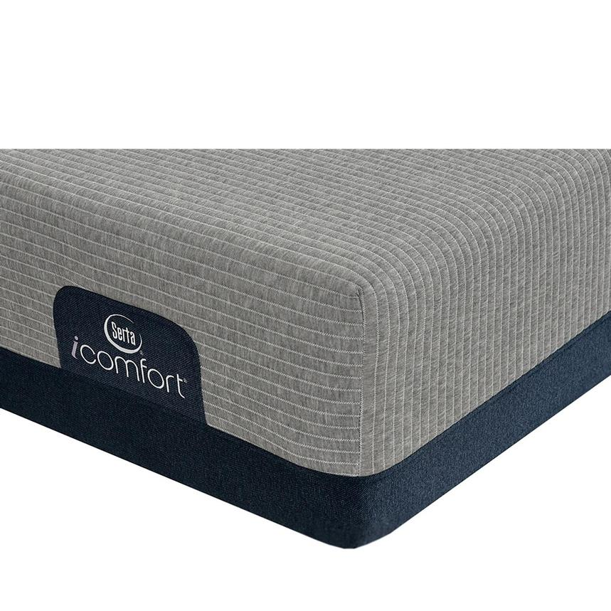 iComfort Blue Max 1000 Cushion Firm King Mattress by Serta  main image, 1 of 4 images.