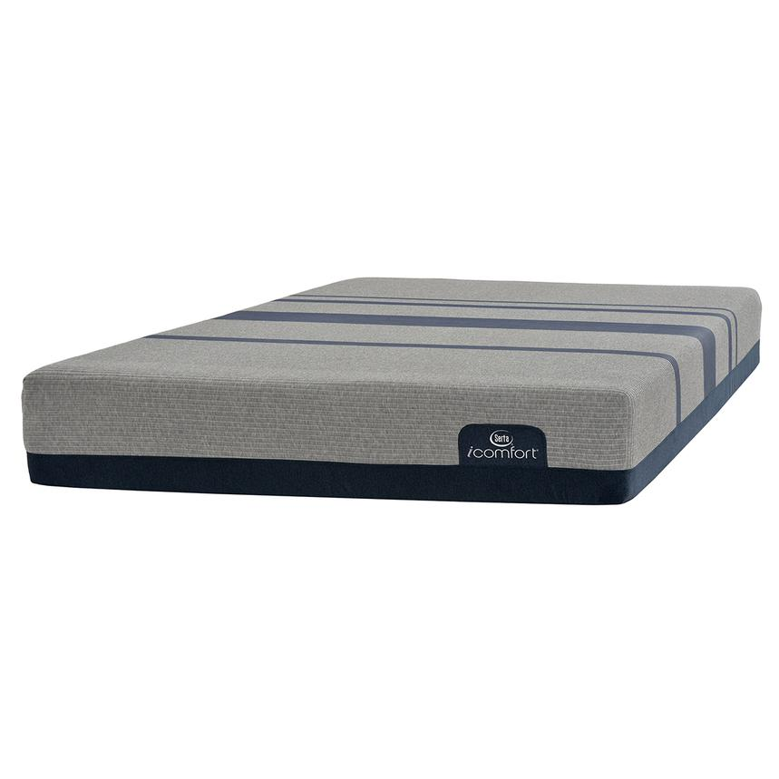 iComfort Blue Max 1000 Cushion Firm Twin XL Mattress by Serta  main image, 1 of 3 images.
