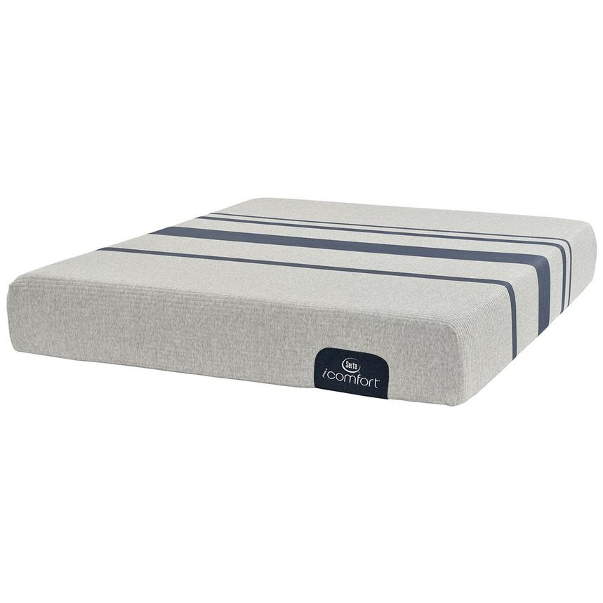 iComfort Blue 100 Twin Mattress by Serta  main image, 1 of 5 images.