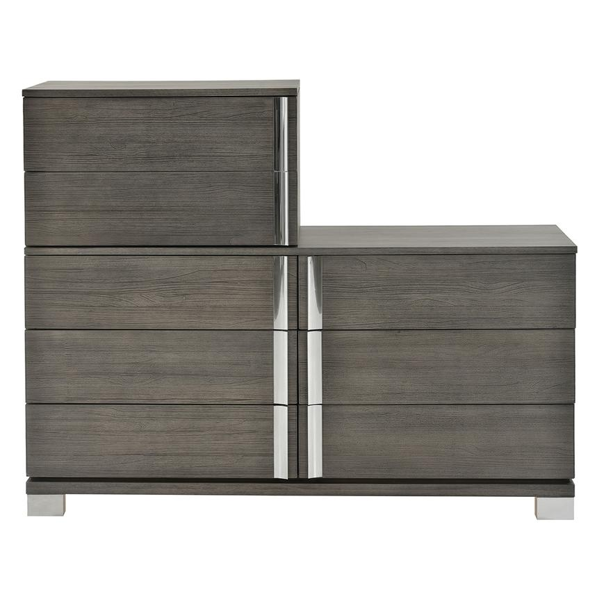 Venezia Gray Dresser Made in Brazil  alternate image, 4 of 6 images.