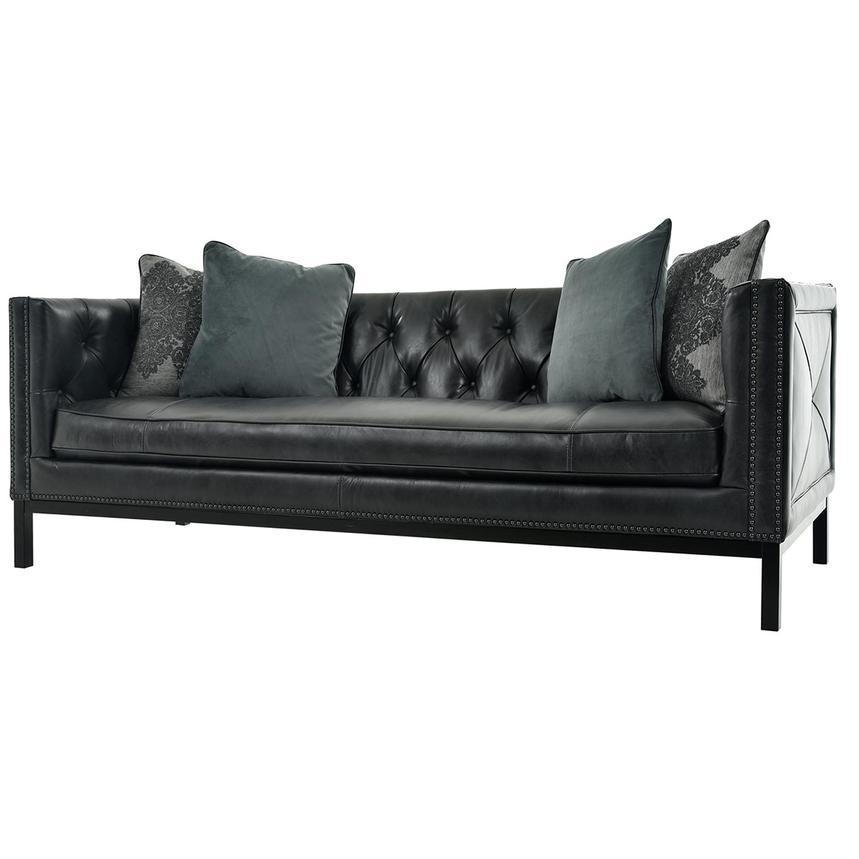 Sophia Leather Sofa Alternate Image 3 Of 7 Images