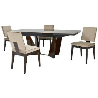 Bellagio 5-Piece Formal Dining Set Made in Italy