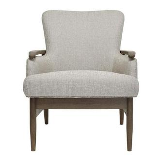 Irene Gray Accent Chair El Dorado Furniture