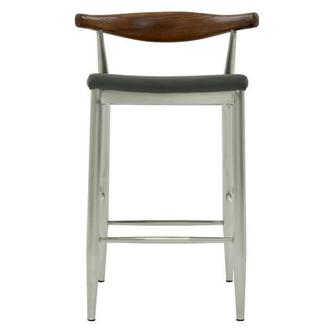 Timber Gray Counter Stool