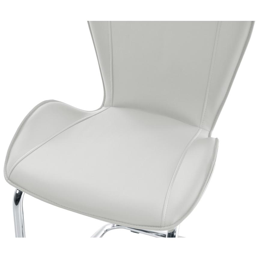 Latika White Side Chair  alternate image, 7 of 7 images.