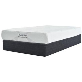 Denali Full Memory Foam Mattress w/Low Foundation by Carlo Perazzi