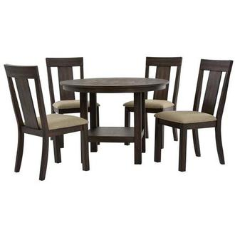 Chaney 5-Piece Casual Dining Set