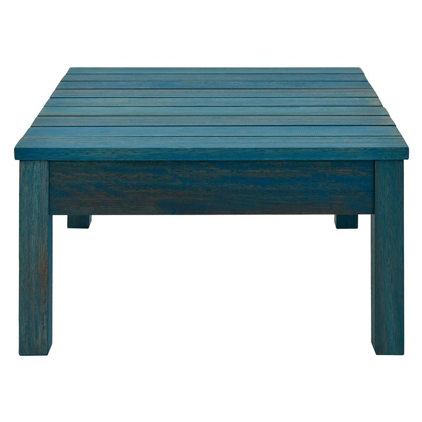 Jane Blue Coffee Table Made in Brazil  alternate image, 3 of 5 images.