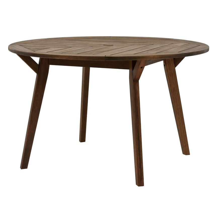 Jane Round Dining Table Made in Brazil  alternate image, 3 of 5 images.