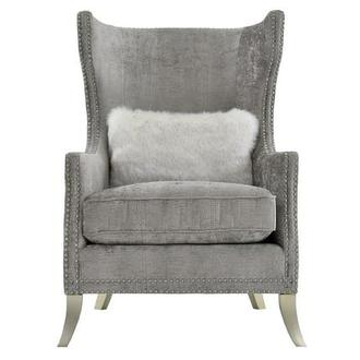 Laura Cream Accent Chair El Dorado Furniture
