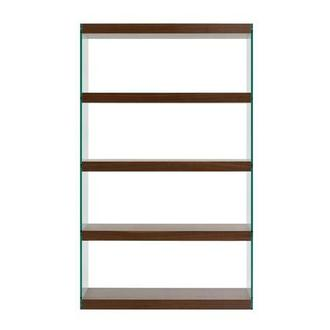 Alicante Brown Bookshelf