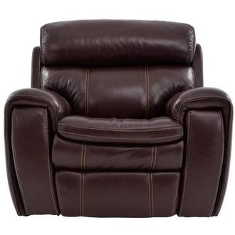 Napa Power Motion Leather Recliner