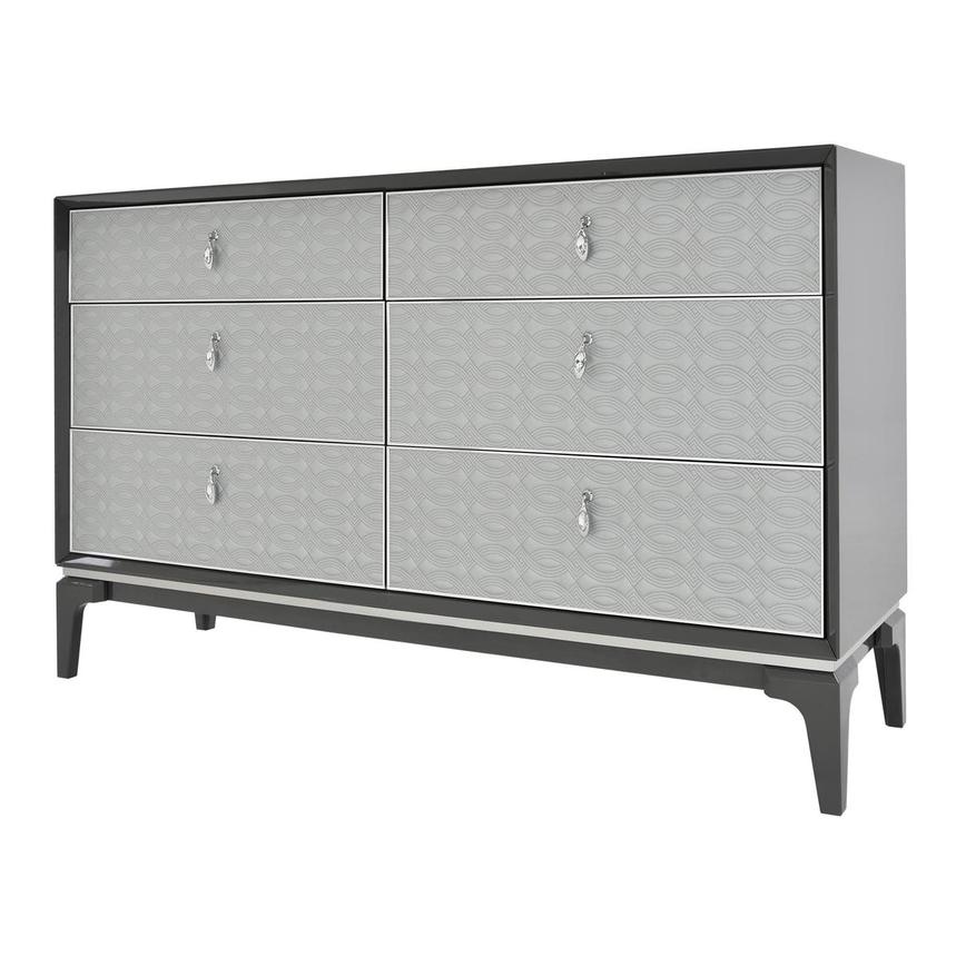 Chelsea Gray Dresser  alternate image, 3 of 8 images.