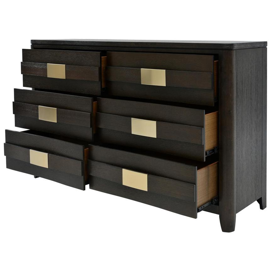 Contour Brown Dresser El Dorado Furniture