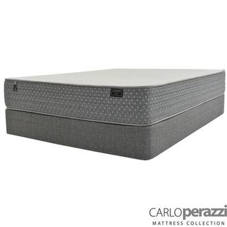 Merano HB Full Mattress w/Regular Foundation by Carlo Perazzi