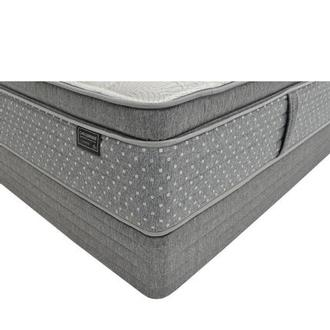Livorno iFlex Queen Mattress w/Low Foundation by Carlo Perazzi