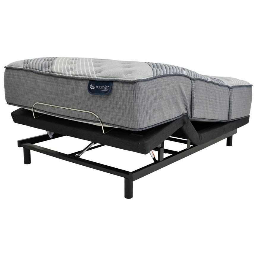 Fusion 1000 King Mattress w/Essentials III Powered Base by Serta  alternate image, 4 of 5 images.