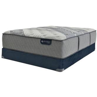 Fusion 1000 Twin XL Mattress w/Regular Foundation by Serta