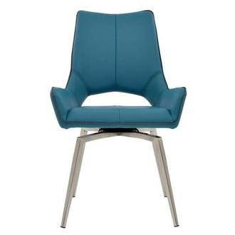Kalia Blue Side Chair