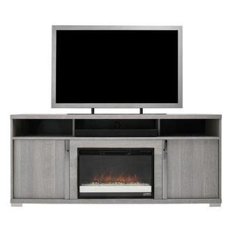 Tivo Faux Fireplace w/Speakers