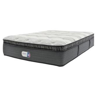Clover Spring PT King Mattress by Simmons Beautyrest Platinum