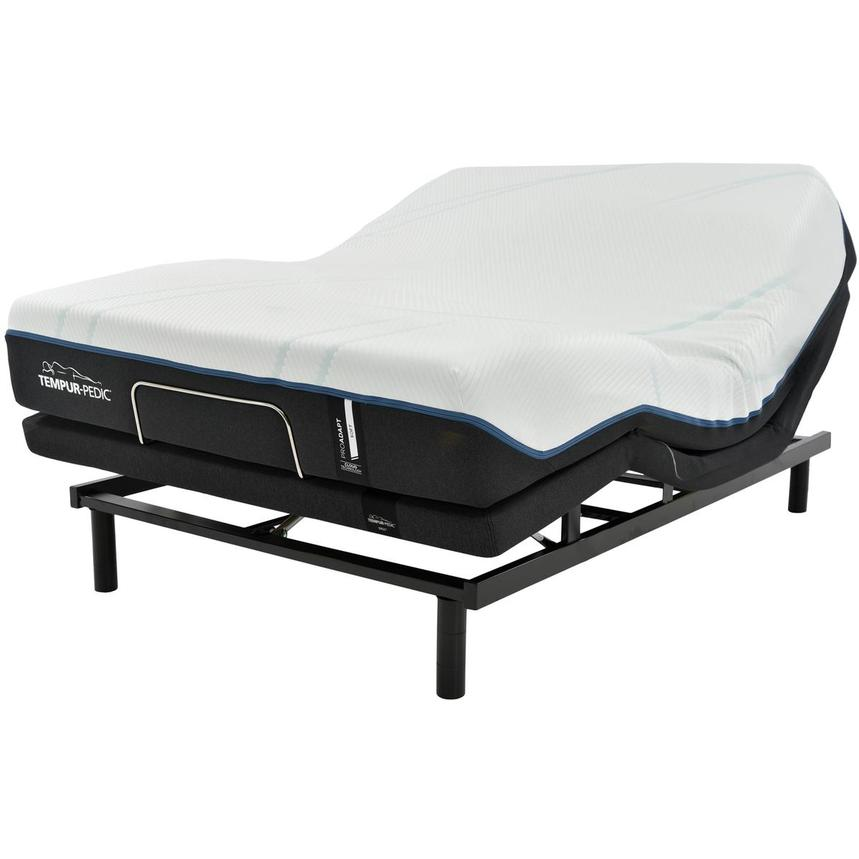ProAdapt Soft Queen Memory Foam Mattress w/Ergo® Powered Base by Tempur-Pedic  alternate image, 3 of 7 images.