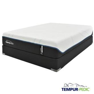 ProAdapt Soft Full Memory Foam Mattress w/Regular Foundation by Tempur-Pedic