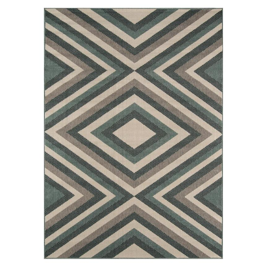 Arid 6' x 9' Indoor/Outdoor Area Rug  main image, 1 of 4 images.