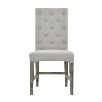 Beltran Gray Side Chair