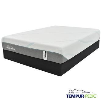 Adapt HB MS Twin XL Memory Foam Mattress w/Regular Foundation by Tempur-Pedic