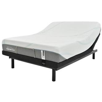 Adapt HB MS King Memory Foam Mattress w/Ergo® Powered Base by Tempur-Pedic