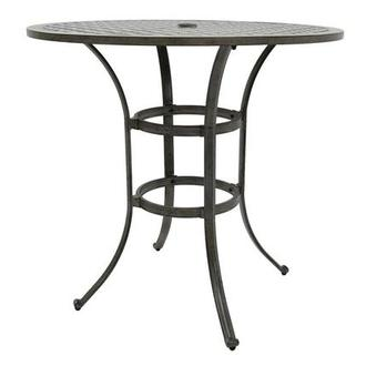 Castle Rock Gray Pub Table