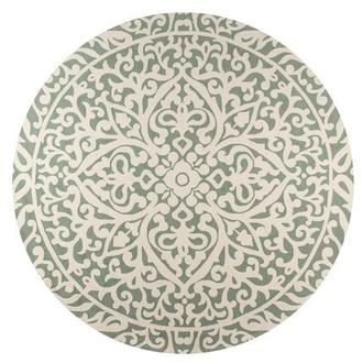 Lanai 9' Round Indoor/Outdoor Area Rug