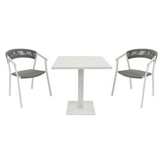Rosie White Chair El Dorado Furniture