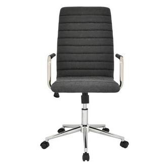 Pivot Black High Back Desk Chair