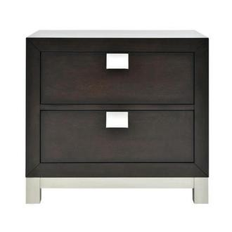 Metro Brown Nightstand