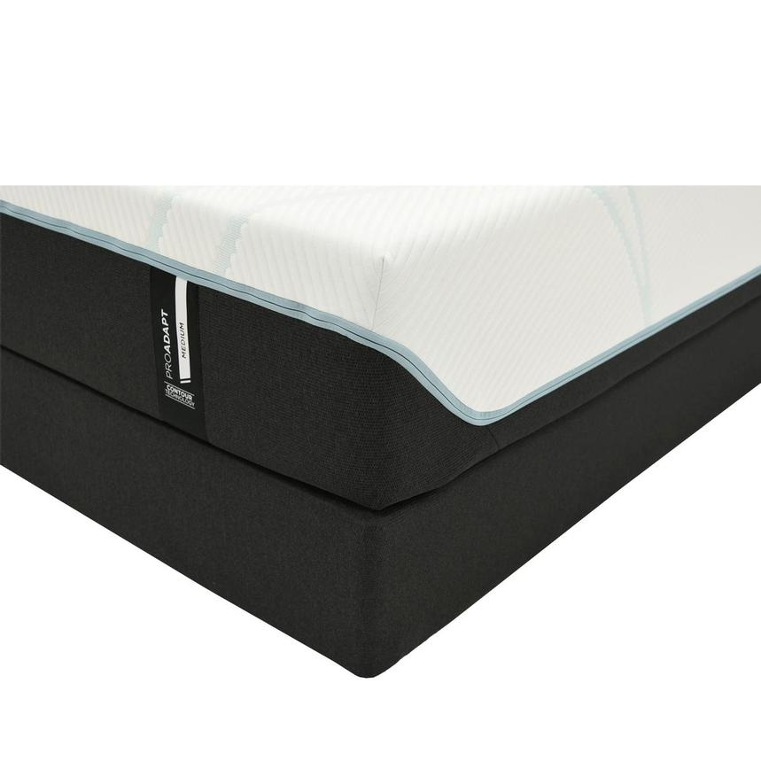 ProAdapt Medium King Memory Foam Mattress w/Regular Foundation by Tempur-Pedic  main image, 1 of 5 images.